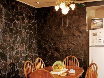 Jenis Batu Alam Terbaik Untuk Dinding