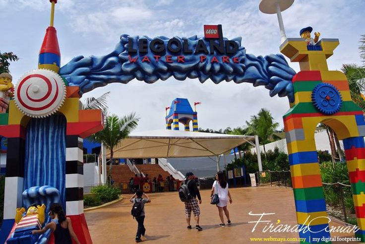 Ready to make a big splash? Firanah and her family visits the World's largest Legoland Water Park in Johor Bahru, Malaysia, to give you firsthand tips!