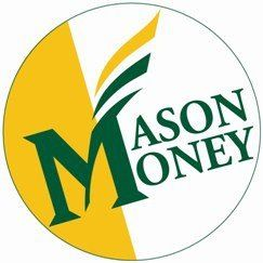 The Mason Money card we received for buying foods, books or other services in any of the buildings.