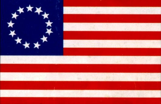 Flag of Colonial America