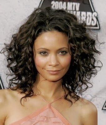 short layers on long curly hair - Google Search
