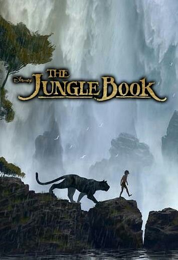 Live Action The Jungle Book 4-15-2016 AHHH I think I'm gonna die from all these live action Disney movie!!