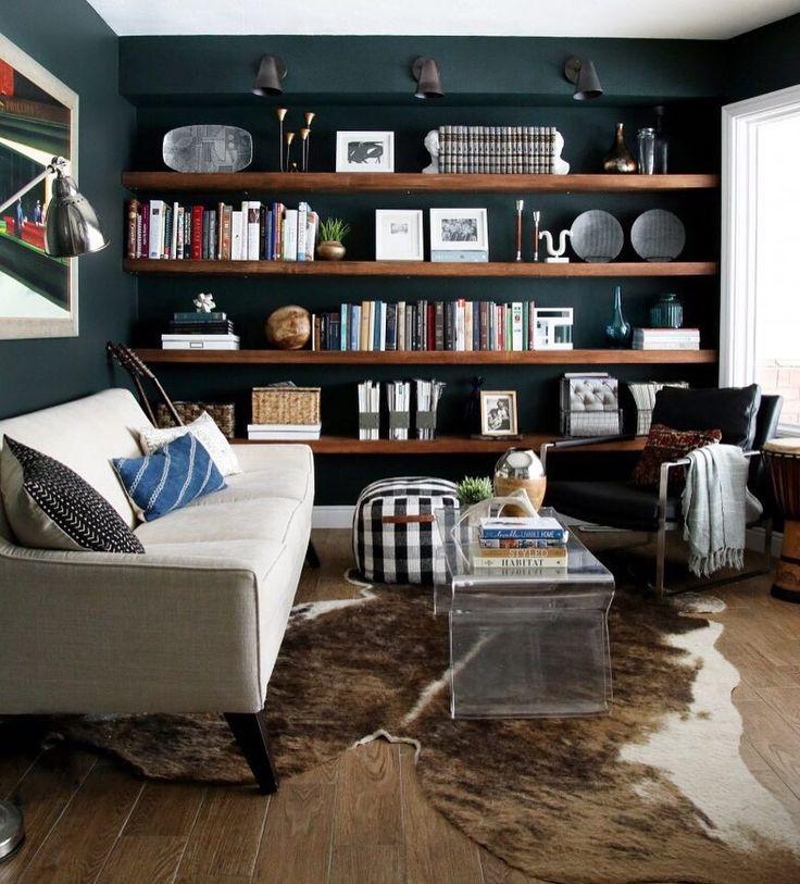 Office Den Decorating Ideas: 25+ Best Ideas About Cozy Den On Pinterest