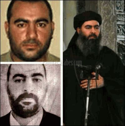 Abu Bakr al-Baghdadi,un agente del Mossad