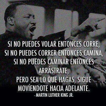 #martinlutherkingjr #frase #español