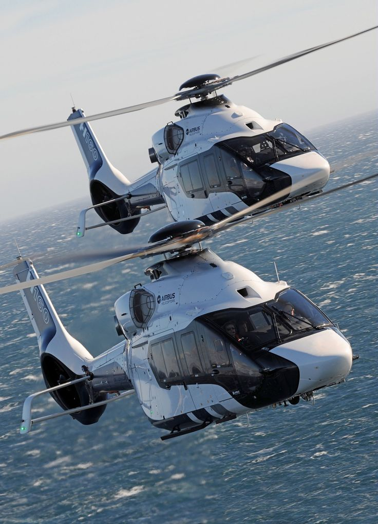 Civil helicopters: helicopter H160 - Airbus Helicopters                                                                                                                                                                                 More