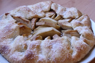 Apple Galette | Recipes to try (desserts) | Pinterest
