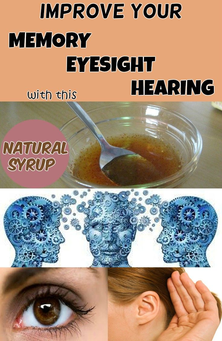 This homemade remedy is great for your memory, eyesight, hearing and even for losing weight.