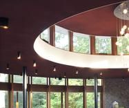 Cafe Restaurant de Boschvijver, the Netherlands. Nominated for local Architectural Award
