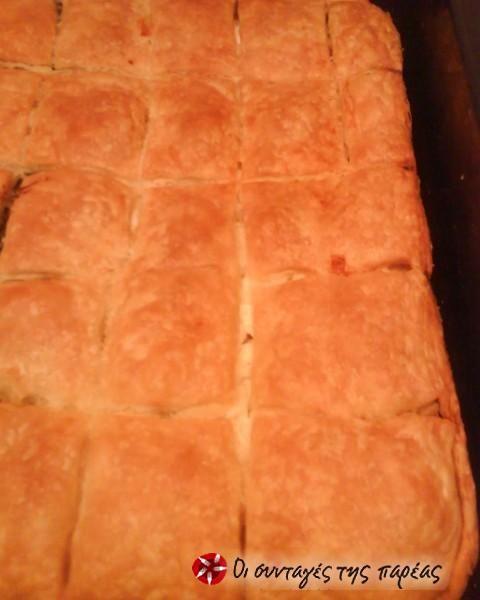 Πανεύκολο χωριάτικο φύλλο για πίτες #sintagespareas