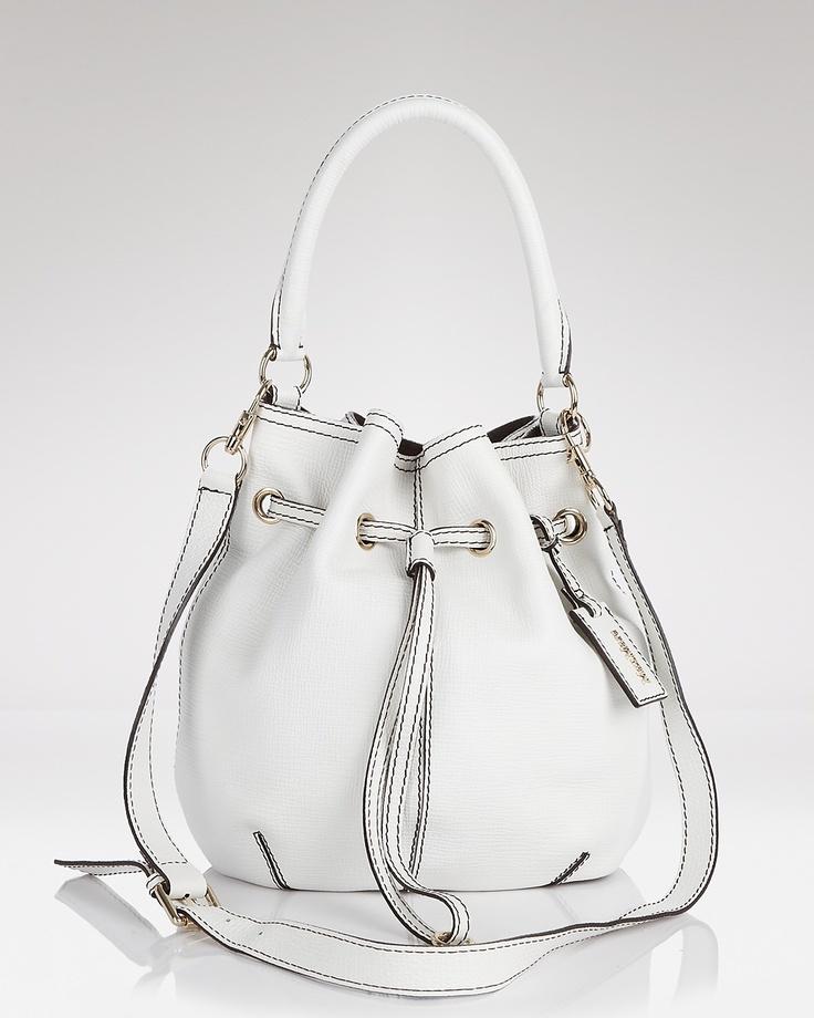 Max Mara Small Drawstring Bag #Handbag #Drawstring_Bag #Max_Mara