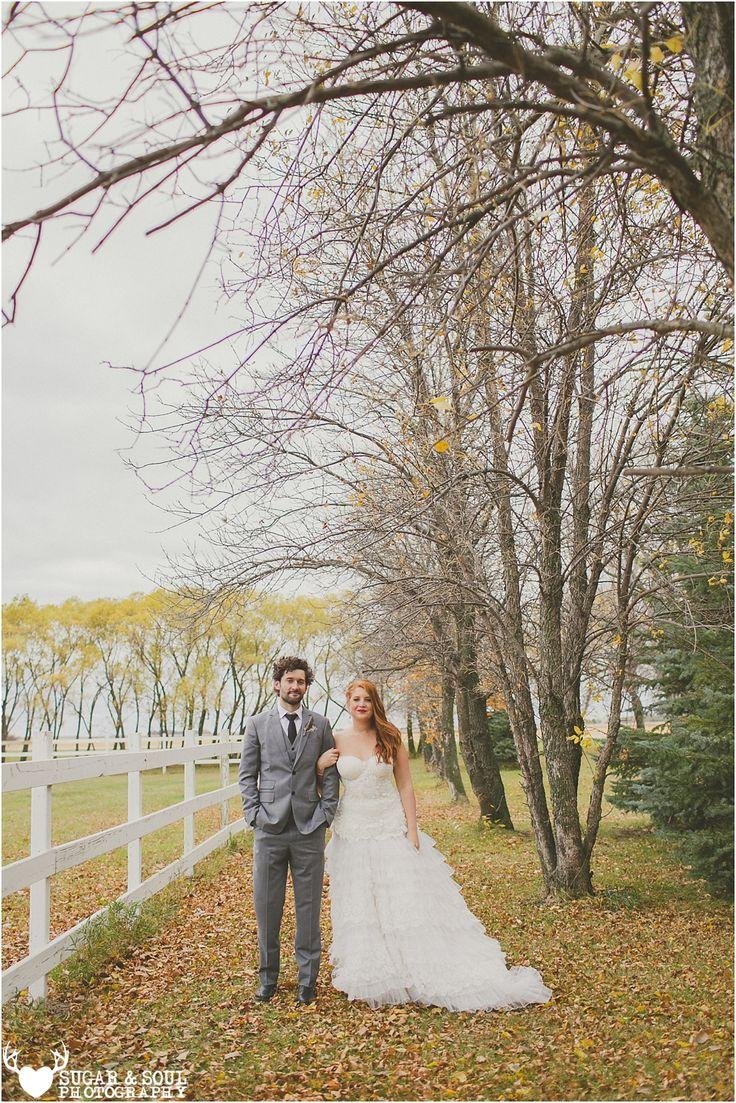 Sarah + Mike {Married!}