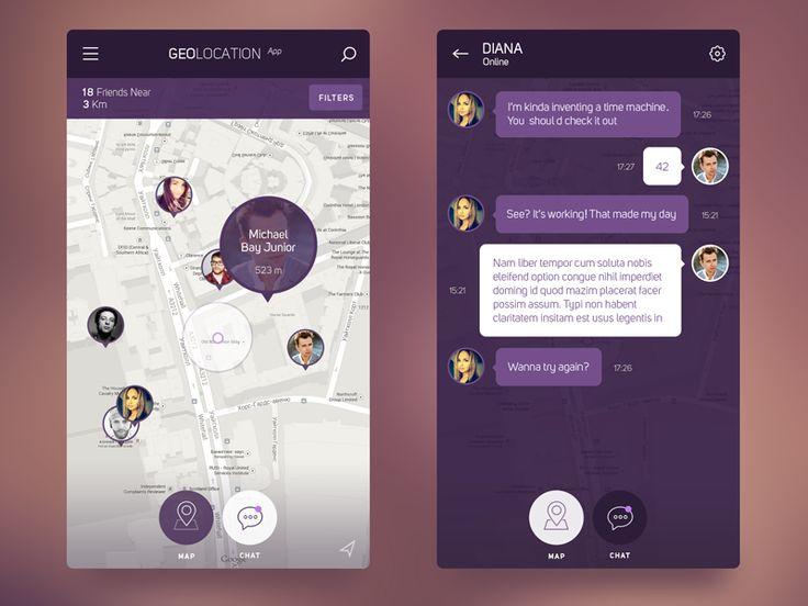 iOS 8 Geolocation App