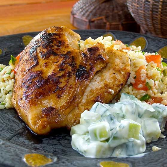 Marokkansk kylling - Opskrifter
