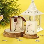 """Cherry Blossom Elegance"" Mini Candle (set of... – USD $ 7.99"