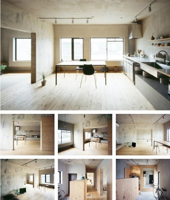 71 best images about interieur algemeen on pinterest for Appartement design tokyo