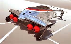 Retro-Futuristic Car Design - Bing images