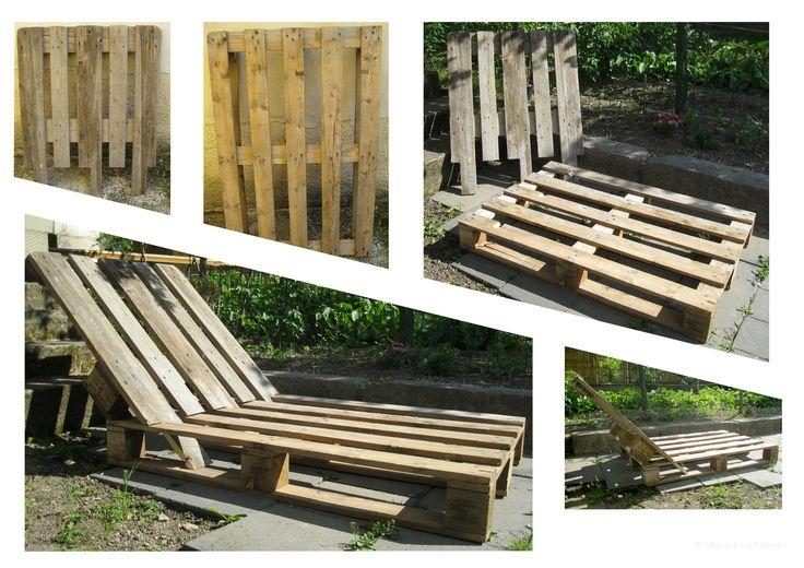 05_2015 Sdraio con pallet -  Deckchair pallets