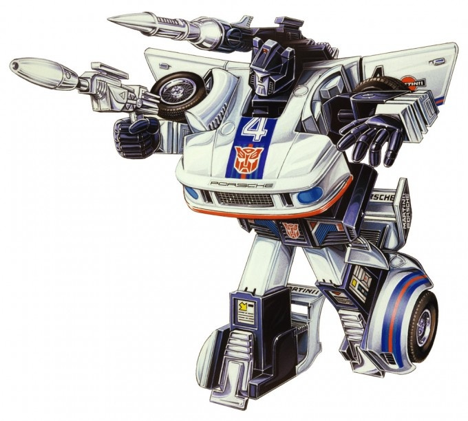 Original Transformers Illustrations