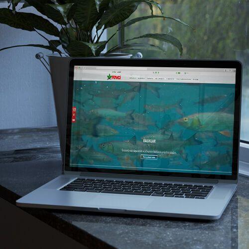 Reva Tarım - Website Tasarımı - Website Design - Animals Web Templates - Agriculture Website Design