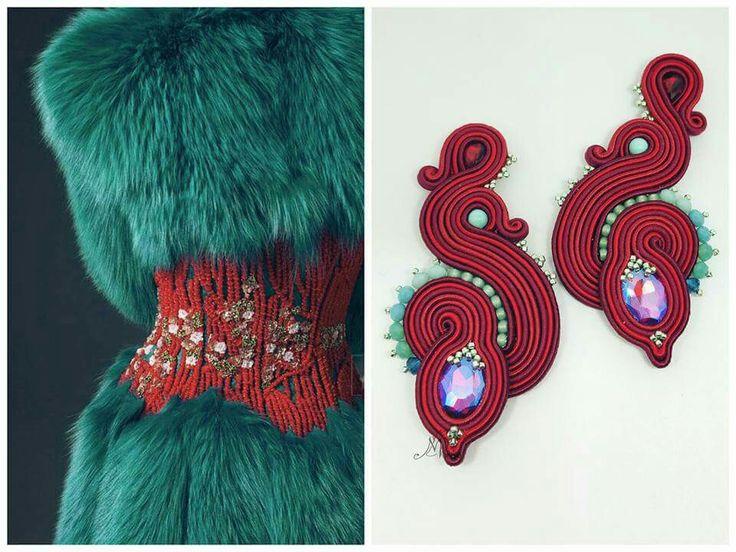 #simona #rotaris #simonarotaris #soutache #handmade #jewellery