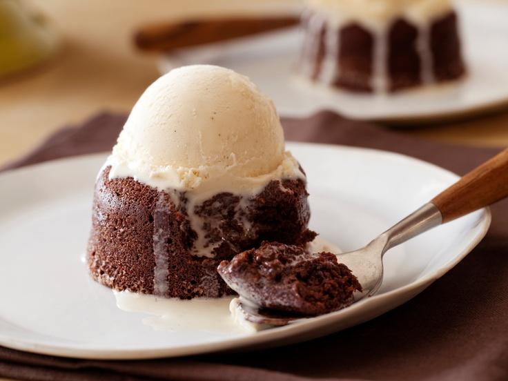 Chocolate Molten Cake Recipe From Chili