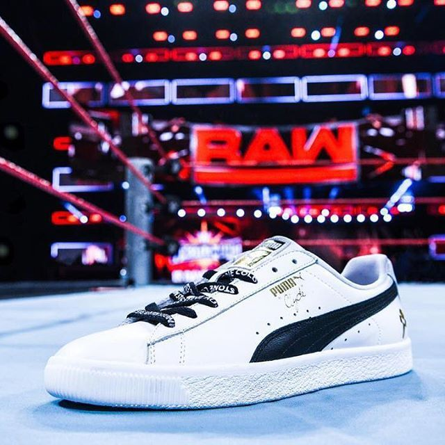 wwe Visit WWE's official Facebook page at 1:30pm ET TODAY to learn about an exclusive partnership between #WWE, @footlocker & @PUMA! #WrestleMania  2017/03/22 00:33:58