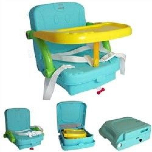 high chair to booster seat age