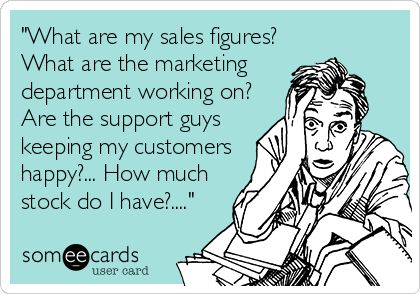 Feel familiar? We hope not, it's Friday!  Keeping track of your Company and up to date with your teams shouldn't be stressful! You need to implement a suitable CRM system with a successful business strategy.  #crm #bizitalk #organise #stayahead