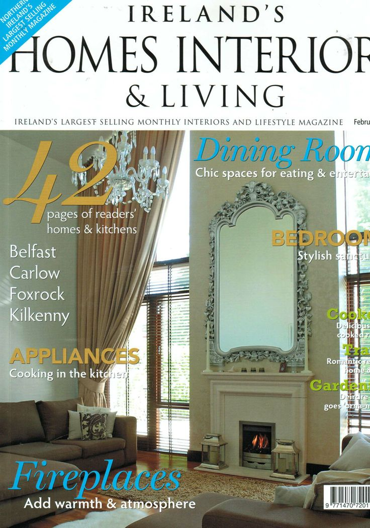 Irelandu0027s Homes Interiors And Living