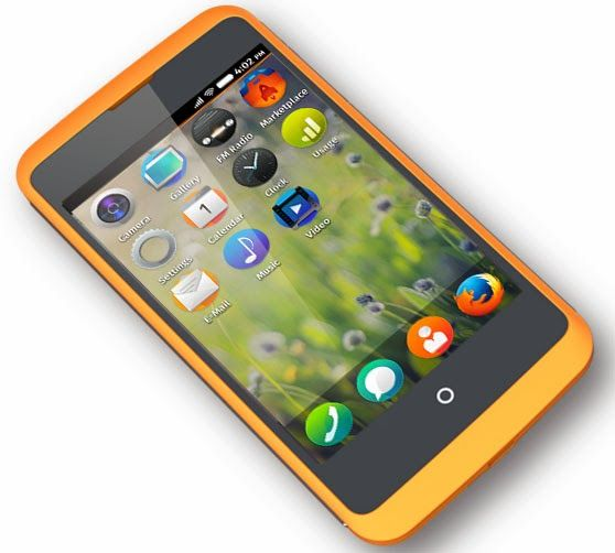 MWC 2014: ZTE Open C announced with Firefox OS.