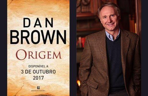 Novo livro de Dan Brown é lançado em simultâneo em todo o mundo - Segredo dos Livros - Sugestões e Críticas Literárias