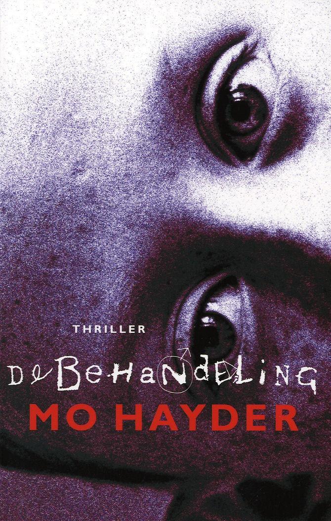 (B) Een boek dat verfilmd is: Mo Hayder - De behandeling (deel 2)- Een inspecteur van politie leidt het onderzoek naar de verdwijning van een 9-jarig jongetje wiens ouders in hun eigen huis mishandeld zijn. Genre(s) : thriller