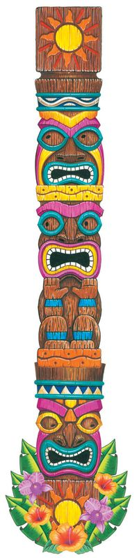 tiki.  This is for my favorite who LOVES everything Tiki!