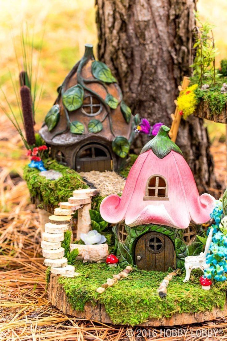 Pin by C Cram on Fairy houses | Pinterest | Fairy, Miniature
