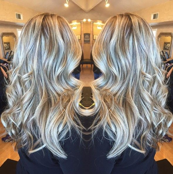 22 Best Hairstyles for Thick Hair - Sleek, Frizz-Free & Contemporary Styles - Balayage Hair Styles for Curly Long Hair - PoPular Haircuts