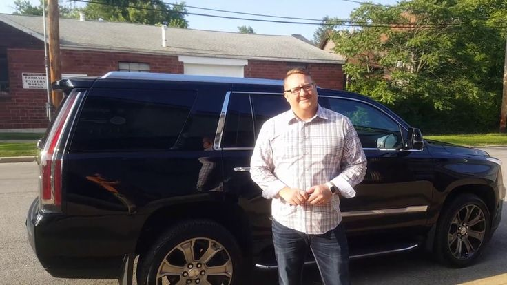Pinterest friends I just hit 500 subscribers on YouTube. Please help me on my way to 600. Here is my Channel: https://www.youtube.com/WayneUlery Congrats Steve on the 2017 Cadillac Escalade See what Wayne's Cadillac customers are saying at http://wyn.me/1mXK9LG #Daregreatly #Standardoftheworld #Cadillac #Escalade  Got Onstar?  Have a GM vehicle without it?  Get a trial for 90 days.   Learn more: http://wyn.me/2kYaUIT  For national sales contact Wayne Ulery at 330.333.0502  See behind the…