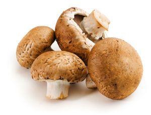 Gotowanie grzybów
