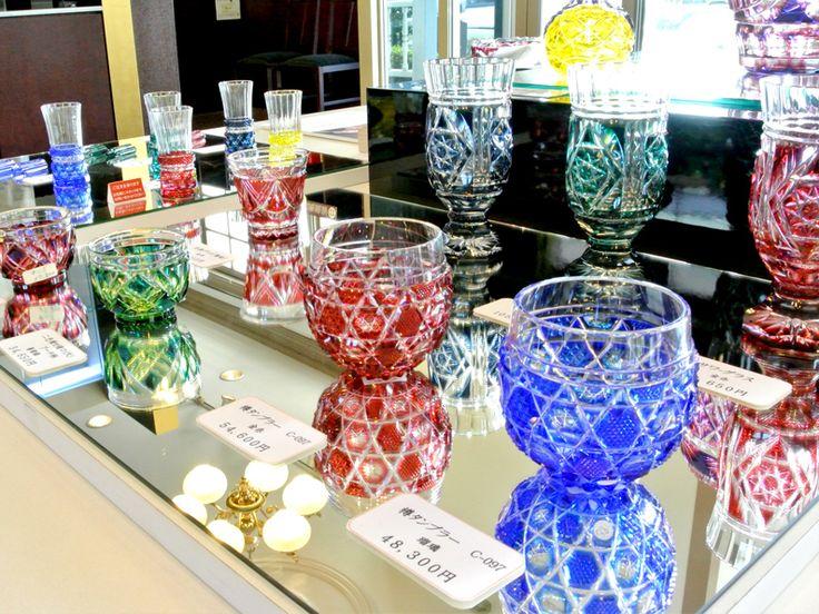 株式会社島津興業 薩摩ガラス工芸 http://www.jnize.com/en/article/100000144/