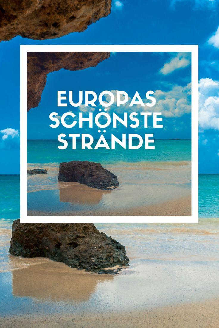 Erstaunliche europäische Destinationen