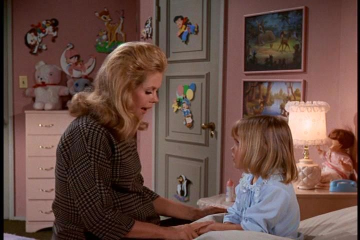 Bewitched- Erin Murphy looked a lot like Liz - the chin ...