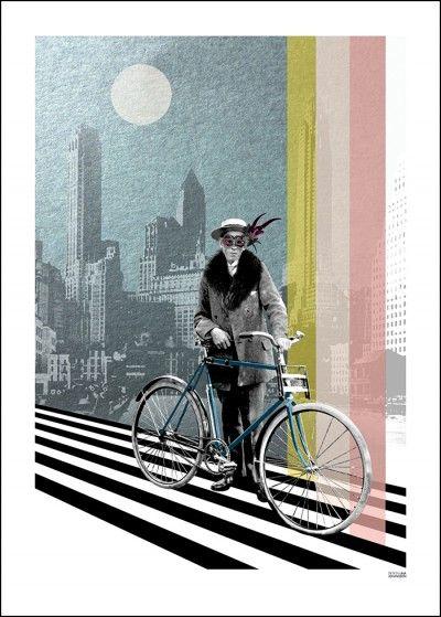 Konrad -  Lina Johansson - Nordic Design Collective #bike #bikelovers