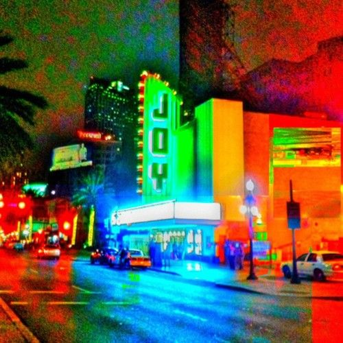Joy Theater on Canal St. in New Orleans. May 11th, 2013 will be the site for first ever live Zone Music Awards (19 + artists, presentations and reception dinners), booked and excited :0)