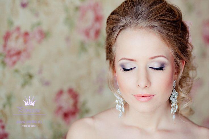 Свадебный макияж от профессионалов   Макияж глаз в СПб на свадьбу