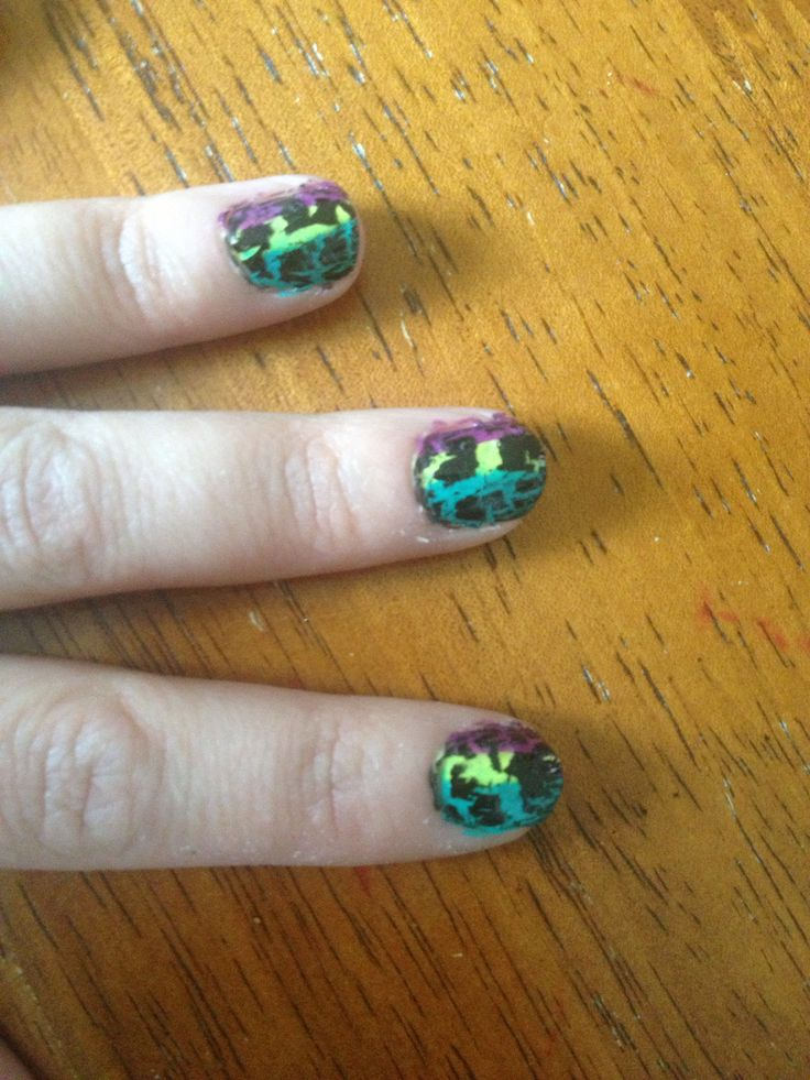 My nail design | Adorable nails!!!!! | Pinterest