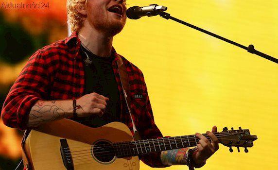 Ed Sheeran pożegnał się z Twitterem. Wszystko przez krytyczne komentarze