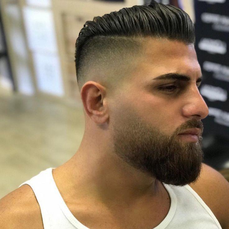 Rowenaaa123 Beard Fade