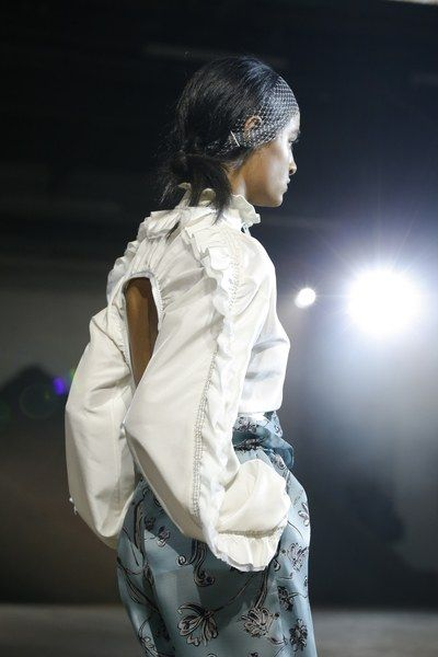 See detail photos for 3.1 Phillip Lim Spring 2016 Ready-to-Wear collection.