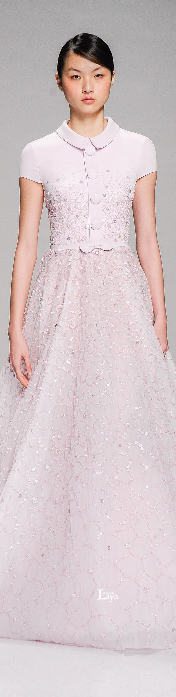 GEORGES HOBEIKA Spring-Summer 2015 COUTURE