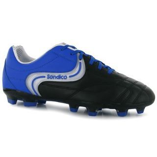 These Sondico flair boots have moulded triangular stoods and removable, padded insoles. Enhanced designs and yet only £29.99 #footballboots #sondico #football